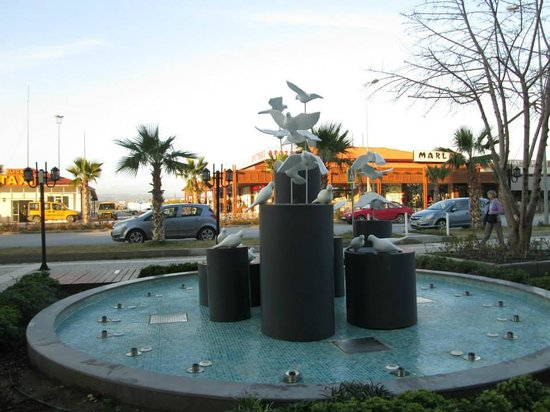 Paloma Oceana Resort: Just outside hotel