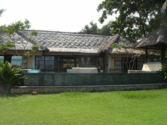 Novotel Bali Benoa: ビーチフロントヴィラ