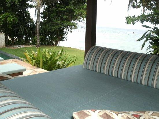 Novotel Bali Benoa: ビーチフロントヴィラ ガバナ