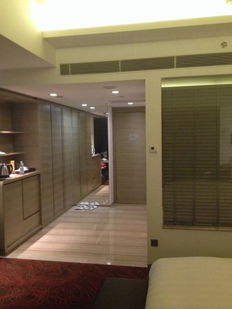 Holiday Inn Shanghai Songjiang: 部屋