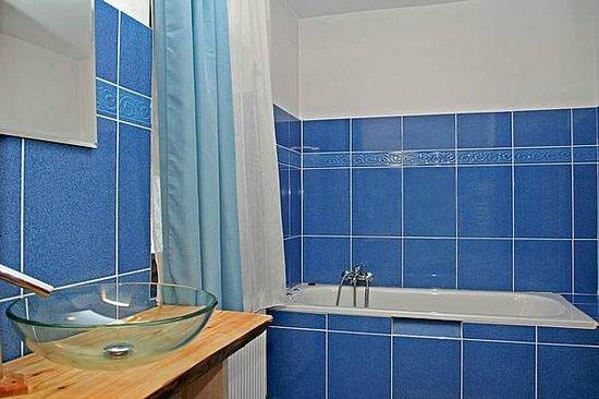 Willa pod Giewontem: Apartament - łazienka