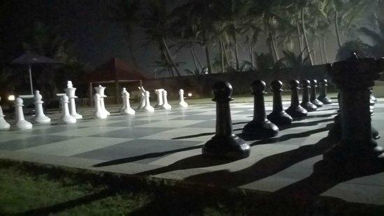 The Park Visakhapatnam : Giant Chess