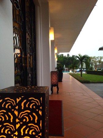 La Residence Hue Hotel & Spa - MGallery by Sofitel : Esterno