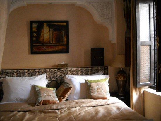 Riad La Rose D'Orient : chambre