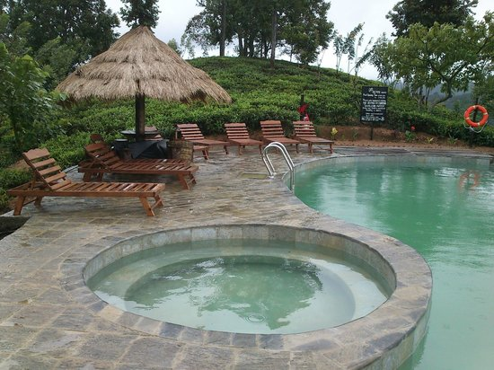 98 Acres Resort and Spa: Pool area