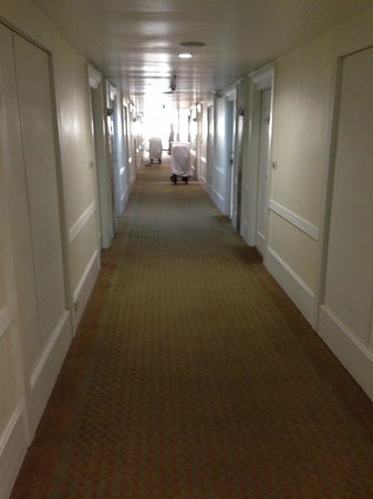Dusit Princess Chiang Mai : The corridor