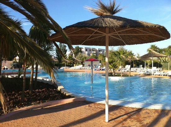 Camping Calagogo: Pool