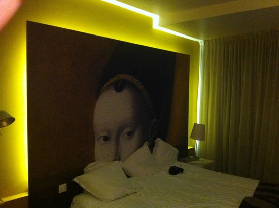 TRYP by Wyndham Antwerp: Room 205
