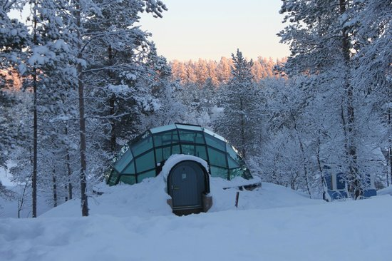 Kakslauttanen Arctic Resort : Hôtel & site hôtelier