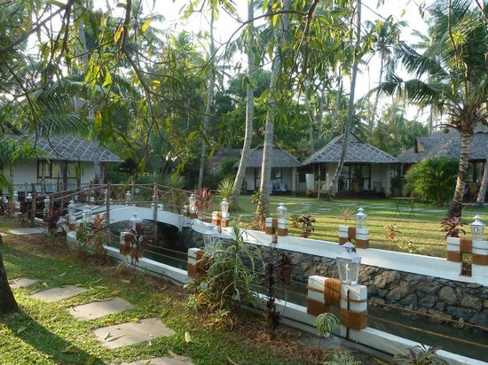 Les 3 Elephants Cherai Beach: Bungalows