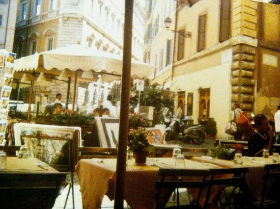 Bar Caffetteria Pasquino : Outside view from the terrace.
