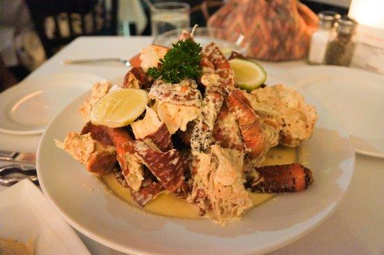 Chill Restaurant : Coconut Crab
