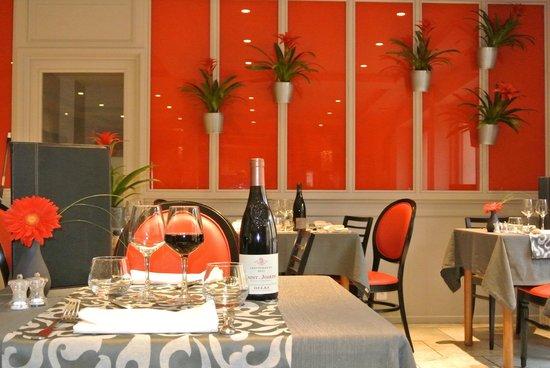 Hotel Azalees: Restaurant 3