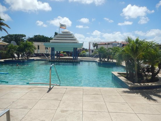 Brickell Bay Beach Club & Spa: The good thing: swimming pool