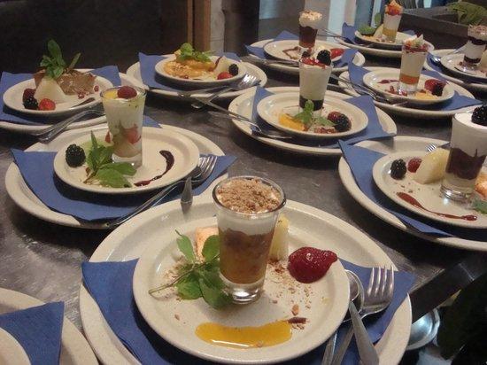 Oliveira Dourada: sobremesa