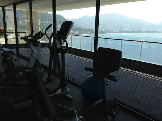 IndoChine Resort & Villas: GYM Room