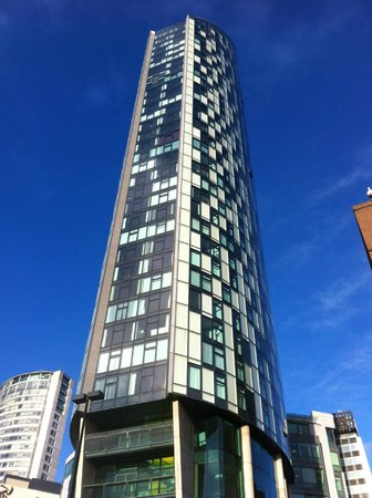 West Tower Liverpool Restaurant