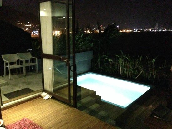 IndoChine Resort & Villas : private pool