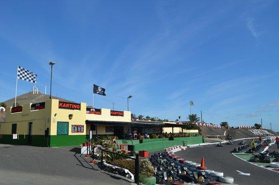 Go Karting San Bartolome: Go Karting San Bartolomé