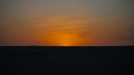 Riad Madu: coucher du soleil