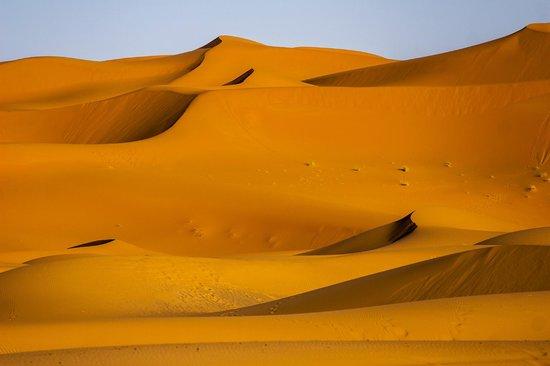 Riad Madu: vue depuis le riad