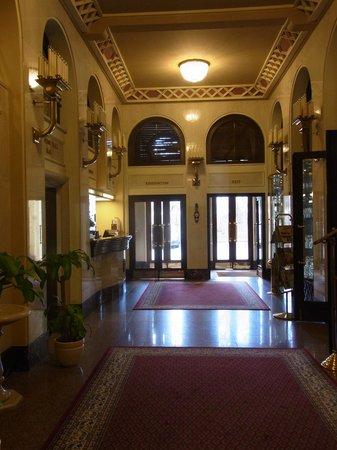 Hotel Esplanade Prague: Lobby