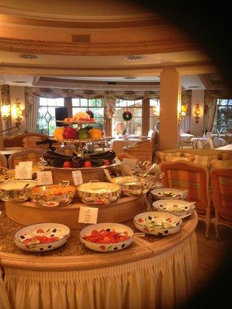 Hotel Bareiss: Restaurant 2