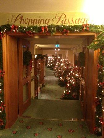 Hotel Bareiss: Shopping accès