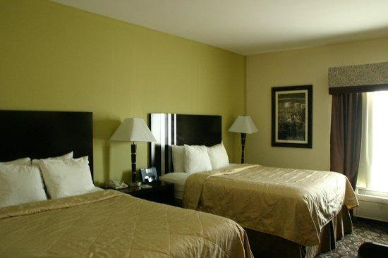 Sleep Inn & Suites West Medical Center: Bedroom