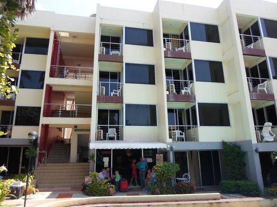 Le Tong Beach Hotel: отель