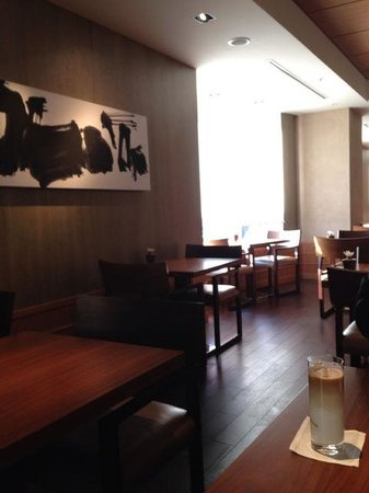 Grand Hyatt Tokyo: Grand Club Lounge