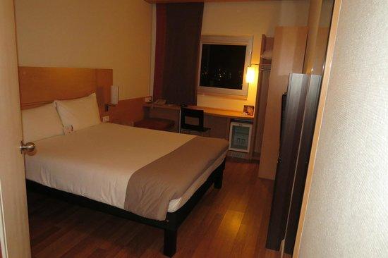 Hotel Ibis Gaziantep : View of my bedroom