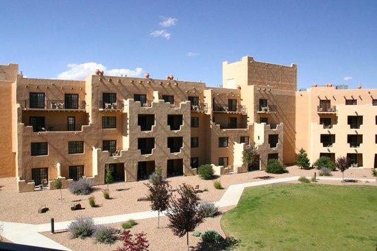 Hilton Santa Fe Buffalo Thunder : Hotel