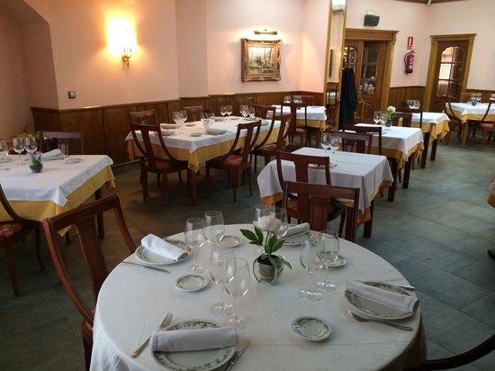 Hotel Colon Spa: Increíble la comida del Hotel Colón. Muy recomendable. Una parada que merece la pena y estuvimos