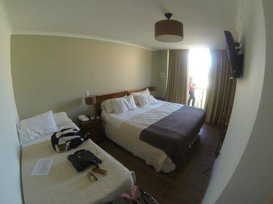 Hotel Loreto: Quarto Superior