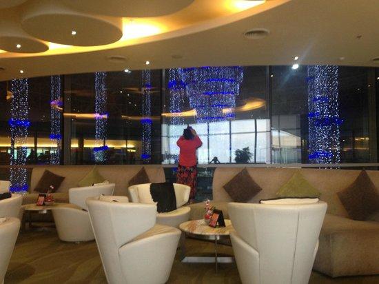 Hotel H2O: from the lobbu