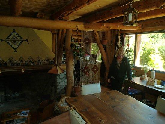 Hosteria del Frances: en el lugar donde se desayuna