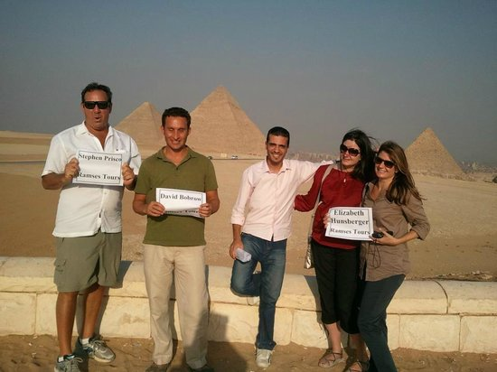 Ramasside Tours: Our happy clients