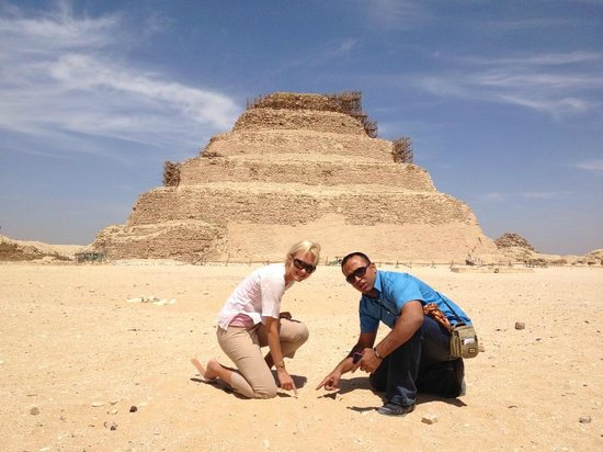 Ramasside Tours: Great egyptlogists