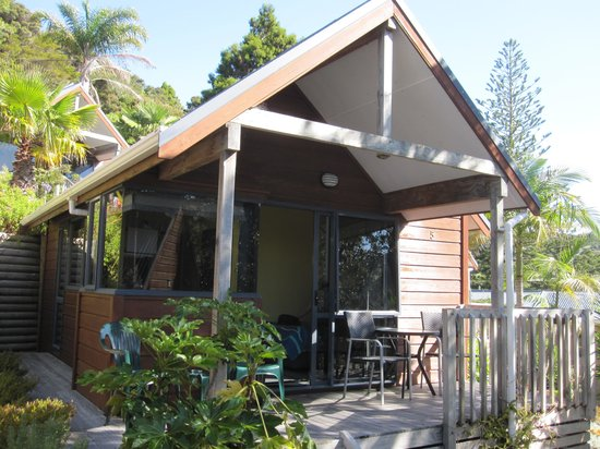 Bay Cabinz Motel: Great cabin in a great location