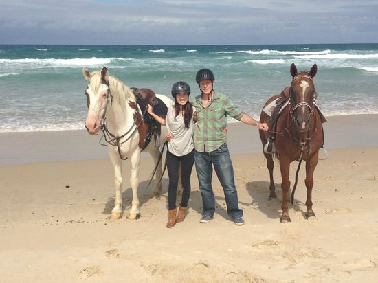 Equathon Horse Riding Tours - Day Tours : beautiful day!