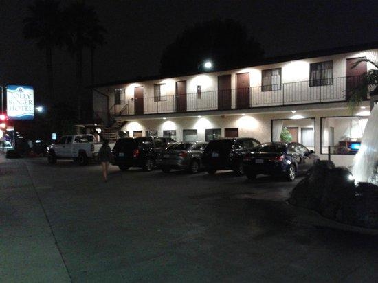 Jolly Roger Hotel: Hotel