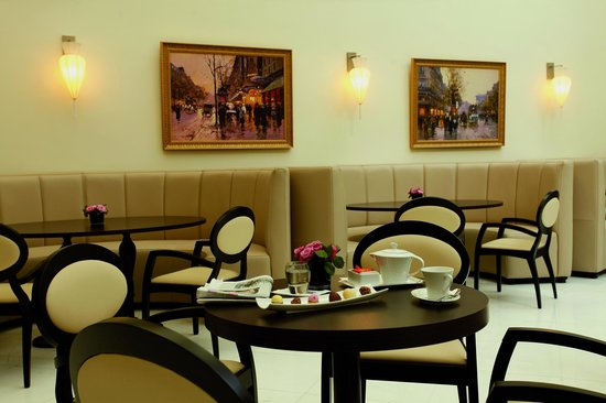 Hotel Paris Concorde : Le Patio