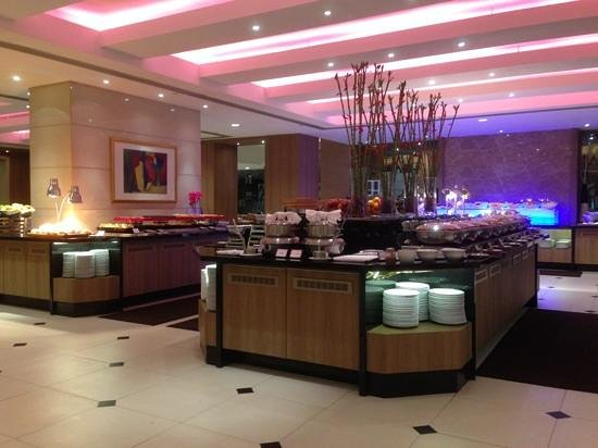 Carlton Hotel Singapore : Breakfast