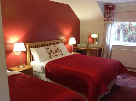 Swallow Falls Hotel: Double/Family Room