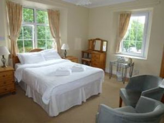 Swallow Falls Hotel: Double or Family room