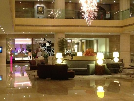 Carlton Hotel Singapore : reception