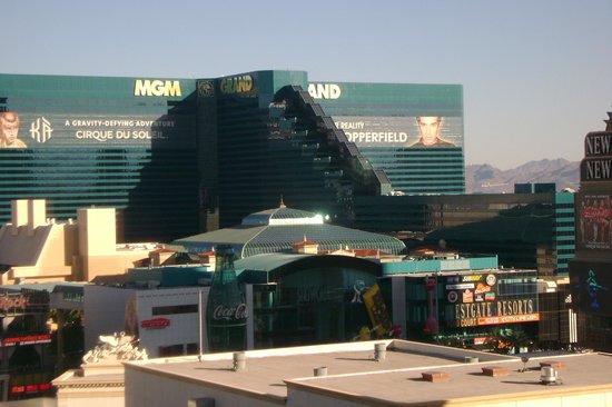 Monte Carlo Resort & Casino : Vista do Quarto