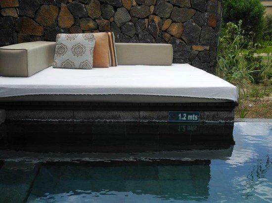 Maradiva Villas Resort and Spa: Pool bei der Villa