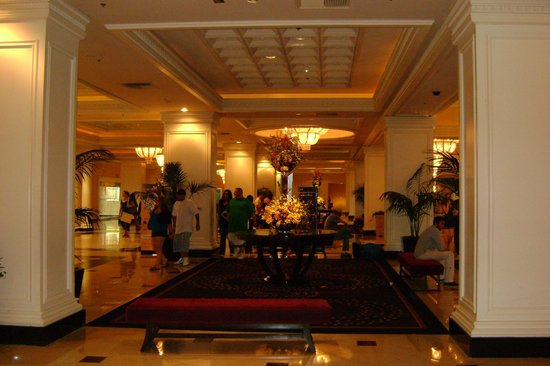 Monte Carlo Resort & Casino : Hall